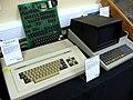 Research Machines Link 480Z (left), Compukit UK101 (top), Sharp MZ-80K (right) (2225151420).jpg