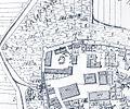 Residenzschloss Grüningen Relikte Urflurkarte 1830 Web.jpg