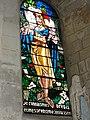 Ressons-le-Long (Aisne) église, vitrail 01.JPG