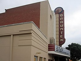 Brauntex Theatre