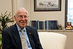 Retired astronaut Jim Lovell visits AWC 120824-F-EX201-040.jpg