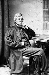 Revd John Evans (I D Ffraid or Adda Jones, 1814-75)