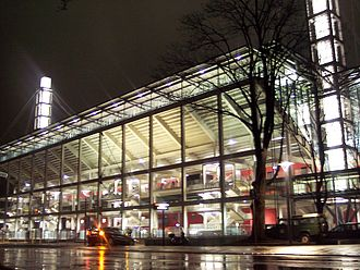 RheinEnergieStadion - Outside the stadium