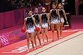 Rhythmic gymnastics at the 2012 Summer Olympics (7915604060).jpg