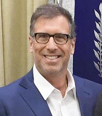 Richard LaGravenese - Richard LaGravenese, September 2017