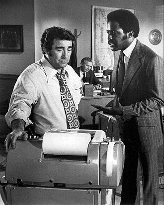 Richard Roundtree - Roundtree played John Shaft in the CBS-TV television series of the same name from 1973 to 1974
