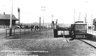 East Shore and Suburban Railway