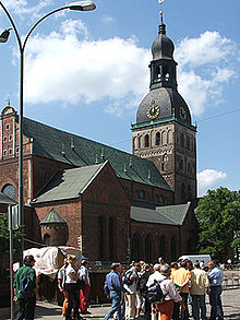Dom zu Riga, Lettland