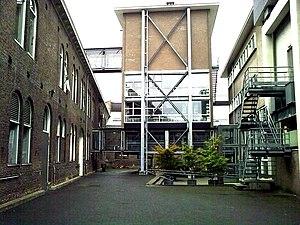 Rijksakademie van beeldende kunsten - Courtyard