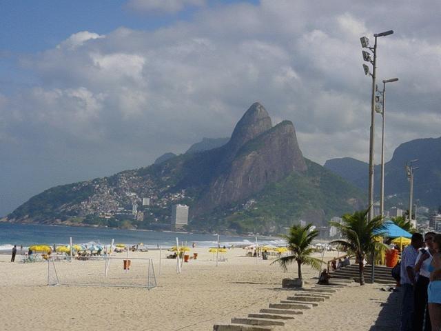 Rio de Janeiro-Ipanema Beach