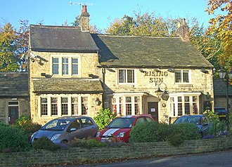 Whirlow - The Rising Sun public house