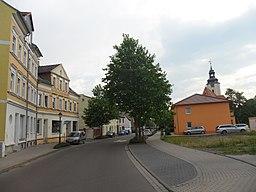 Ritterstraße in Zwenkau