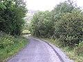 Road at Moneengaughagh - geograph.org.uk - 1482668.jpg