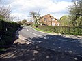 Road to All Saints, Epping Upland, Essex - geograph.org.uk - 374391.jpg