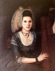 Portrait of Susanna Nicolet