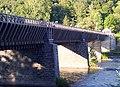 Roebling Bridge south side from west medium close.jpg