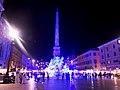 Roma, Obelisco Agonale di notte.jpg