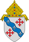 Roman Catholic Archdiocese of Dubuque.svg