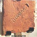 Roman Inscription in Osterburken, Germany (EDH - F013099).jpeg