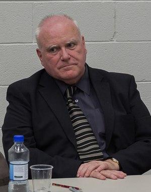 Ron Donachie - Donachie in 2013