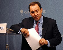 Ron Suskind, Senior Fellow, Edmund Safra Center for Ethics, Harvard University (8115632267).jpg