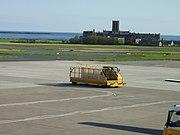 Ronaldsway Airport AOA IOM - Isle of Man - kingsley - 30-APR-09