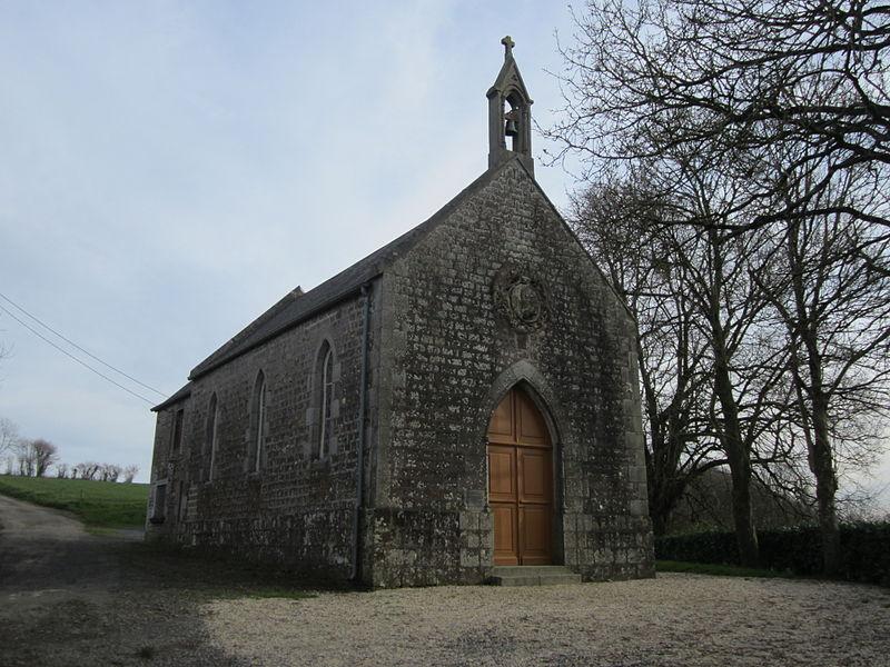 Mausolée Letenneur, Roncey, Manche