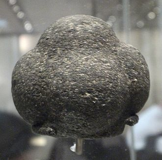 Carved stone balls - Another example