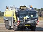 Rosenbauer Crashtender F08, Kleine Brogel, Belgian Air Force Days 2018.jpg