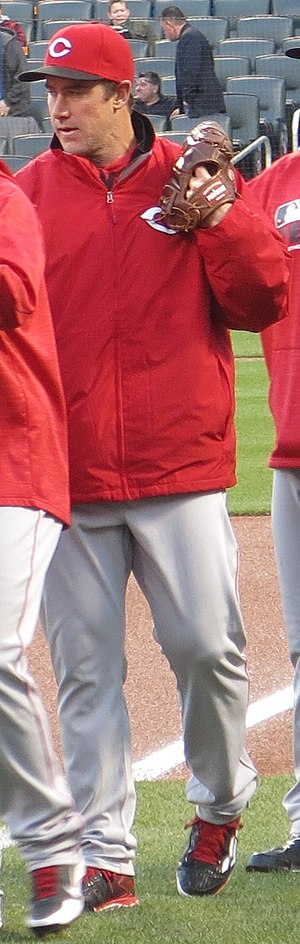 Ross Ohlendorf - Ohlendorf with the Cincinnati Reds in 2016.
