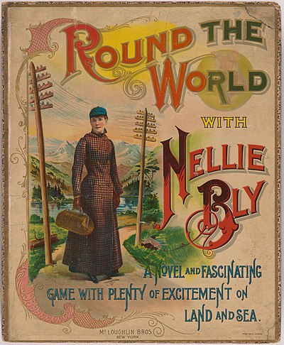 Round the World with Nellie Bly (1890)