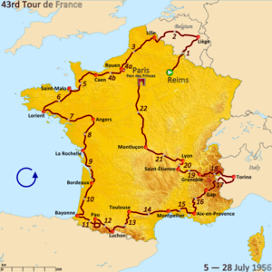 Route of the 1956 Tour de France.png