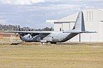 Royal Australian Air Force (A97-448) Lockheed Martin C-130J Hercules at Wagga Wagga Airport (1).jpg