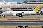 Royal Brunei Airlines, V8-DLE, Boeing 787-8 Dreamliner (43687791824).jpg