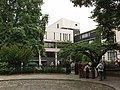 Royal College of Physicians, Open Garden Squares weekend - geograph.org.uk - 463197.jpg