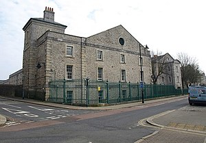 Stonehouse Barracks - Image: Royal Marine Barracks, Stonehouse (geograph 2331918)