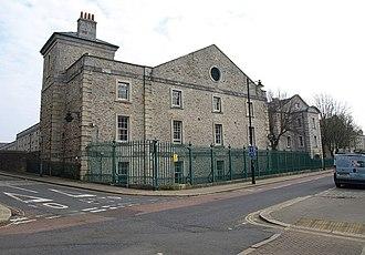 Stonehouse Barracks - Image: Royal Marine Barracks, Stonehouse (geograph 2331918)