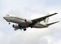Royal Air Maroc Boeing 737-700