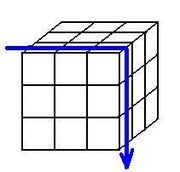 Rubik's cube notation for 1 layer - F.jpg