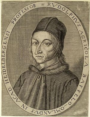 Rodolphus Agricola - Image: Rudolf Agricola 1