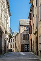 Rue de l'Academie in Salles-Curan.jpg