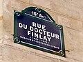 Rue du Docteur-Finlay (Paris) - 1.JPG