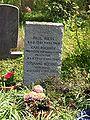 Ruhestätte Prof. Karl Büchner 1910-1981 - Hauptfriedhof Freiburg Breisgau.jpg