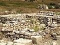 Ruine in nordul cetatii Adamclisi.jpg