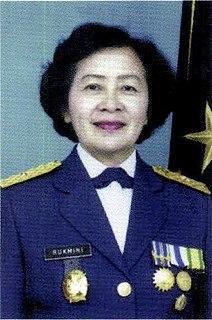 Rukmini (air force officer)