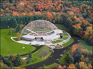 ASM Headquarters and Geodesic Dome United States historic place