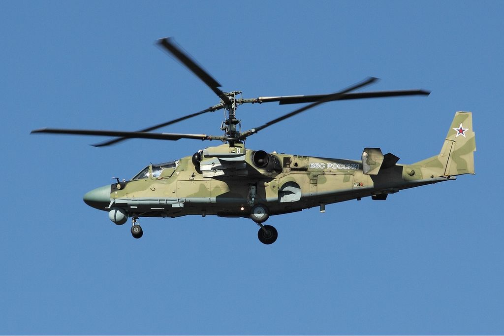 Авиация ВМФ РФ пополнится новыми ударными вертолетами Ка-52К и МиГ-29КУБ