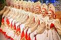 Russian folklore Russian dances and kokoshnik русские танцы и русские костюмы кокошник.jpg