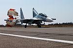 Russian military aircraft at Latakia, Syria (11).jpg