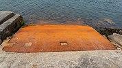 Rusty boat ramp in Brofjorden at Govik 2.jpg